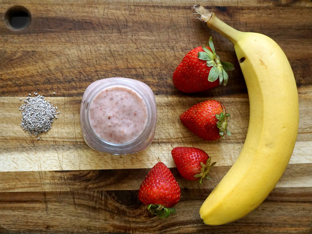 Easy Healthy Dessert - Chia Pudding