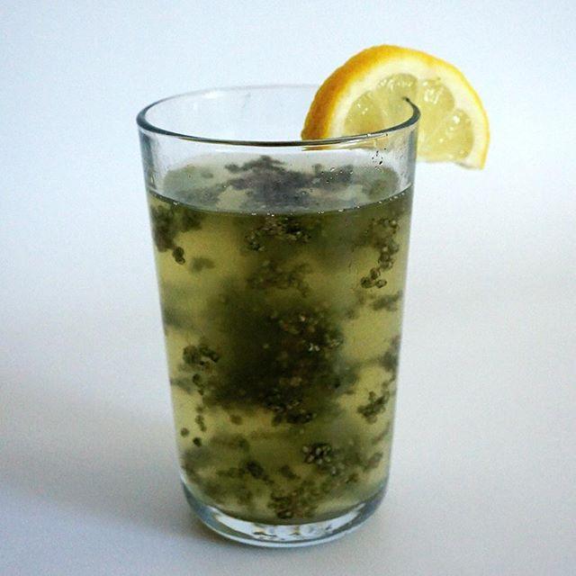 Green Chia Fresca Recipe