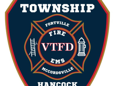 Seeking Vernon Township Fire Department Admin