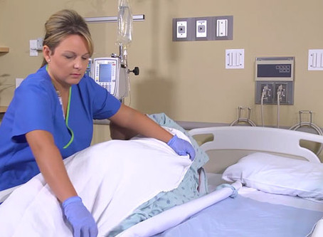 Care Pro Tips: How to Make an Occupied Bed