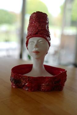 turban fuchsia