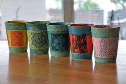pots papier japonais