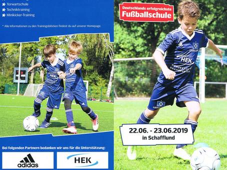 HSV Fußballschule in Schafflund