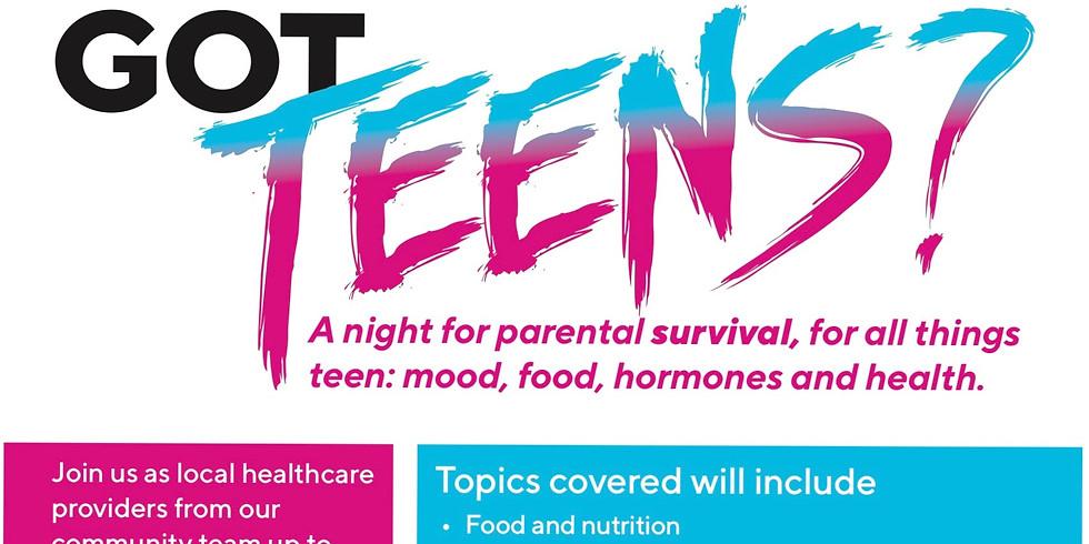 Got Teens?