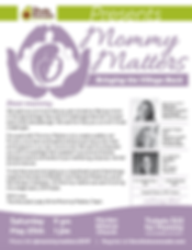 MommyMatters2019 Poster.png