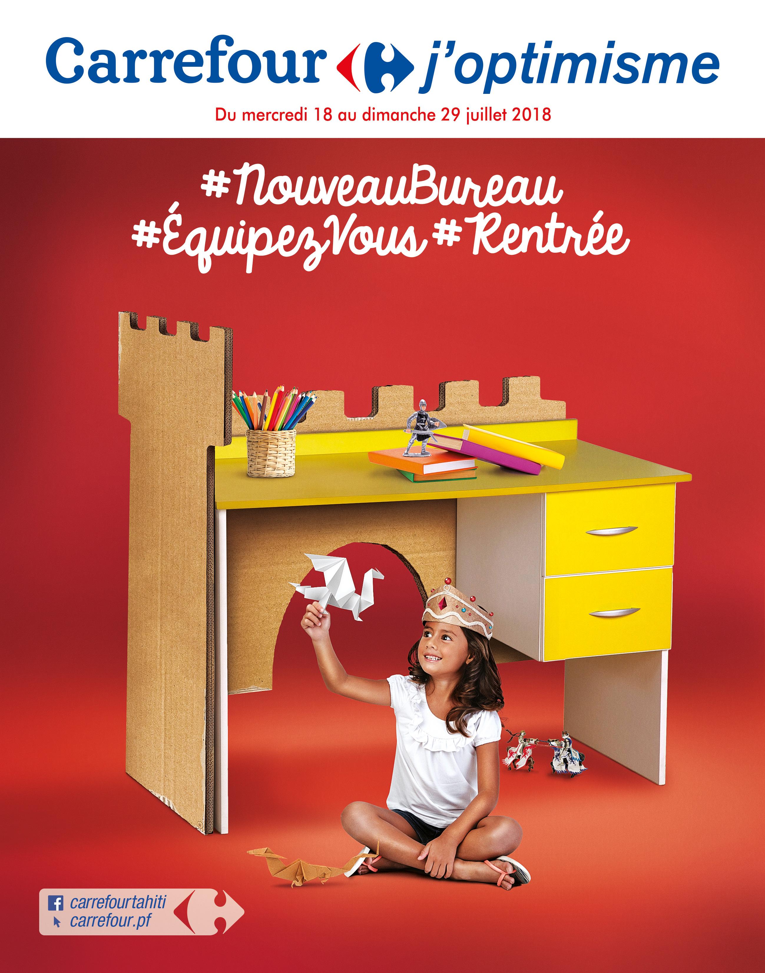 Carrefour Rentrée