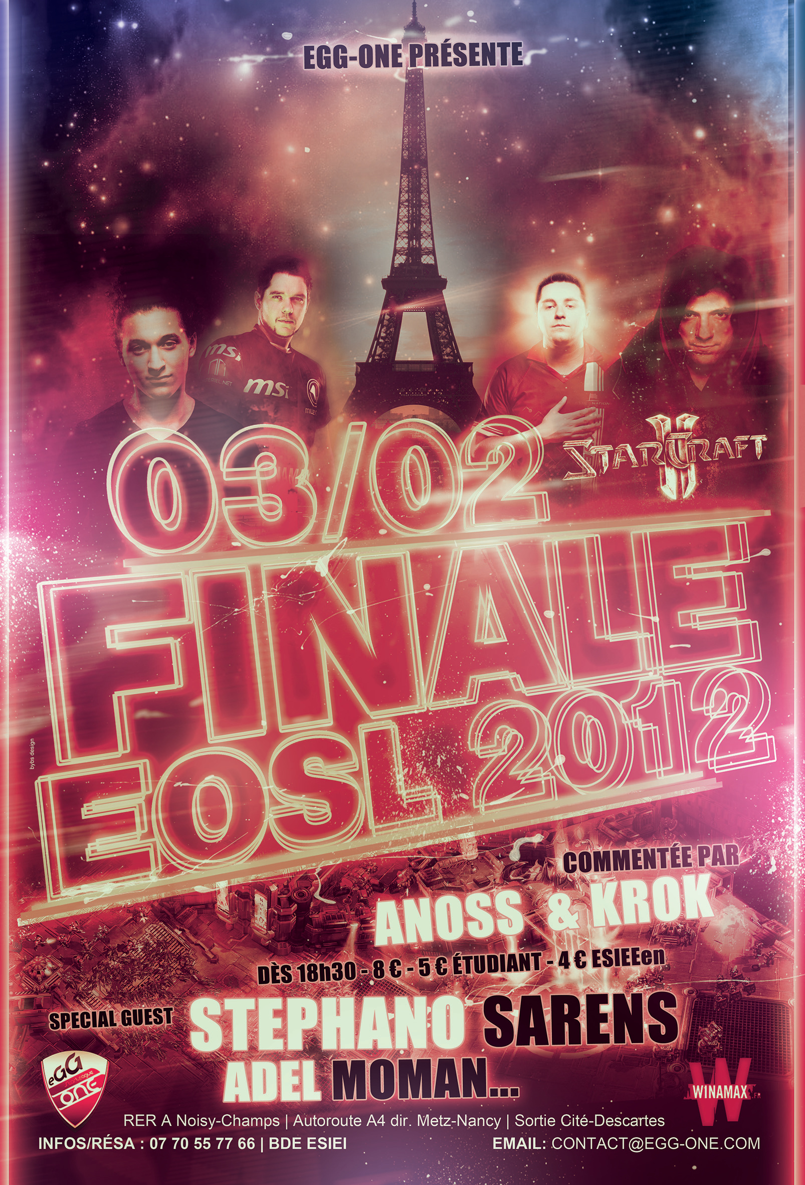 Final EOSL 2012 Paris