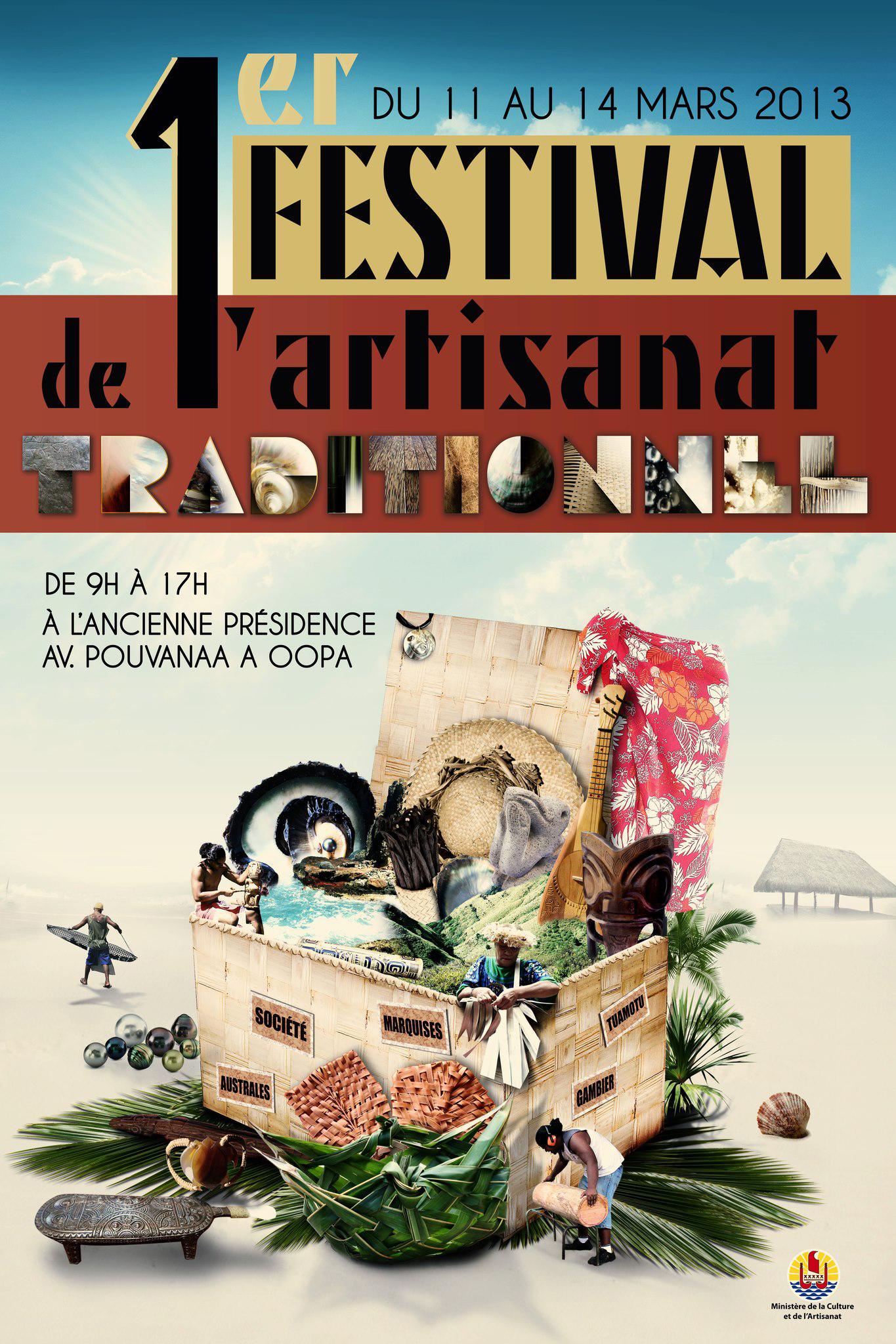 1er Festival de l'Artisanat