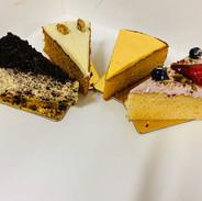 Cake cake and more cake. Who says you ca