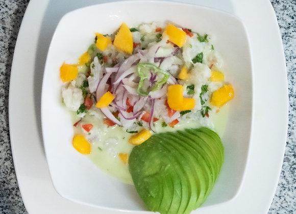 Ceviche Peruano (Chef Luis Alejandro Rubio)