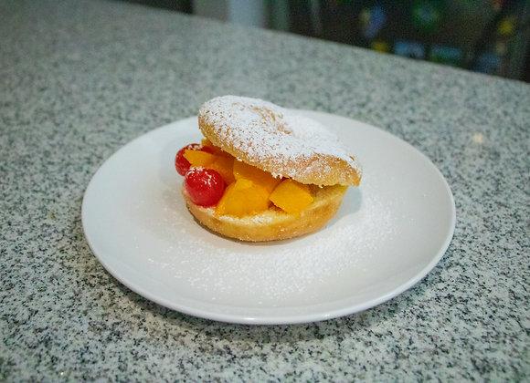 Dona rellena de Mango (Chef Luis Alejandro Rubio)