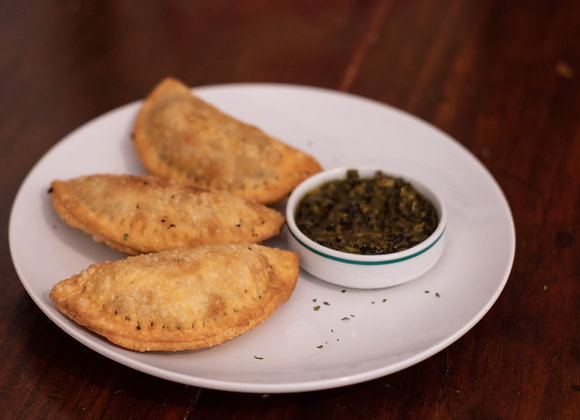 Empanadas Argentinas (Chef Oscar Alvarado)