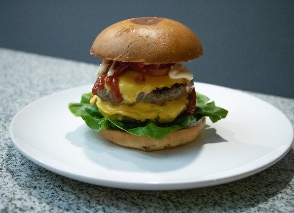 Hamburguesa Doble (Chef Luis Alejandro Rubio)