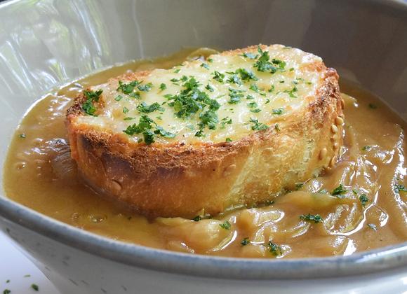 Sopa de Cebolla (Chef Jérémy Denier)