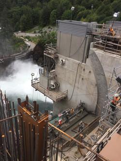 Ruskin Dam Phase 3 - 2017
