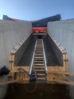 Hammersley Pump Station 2019