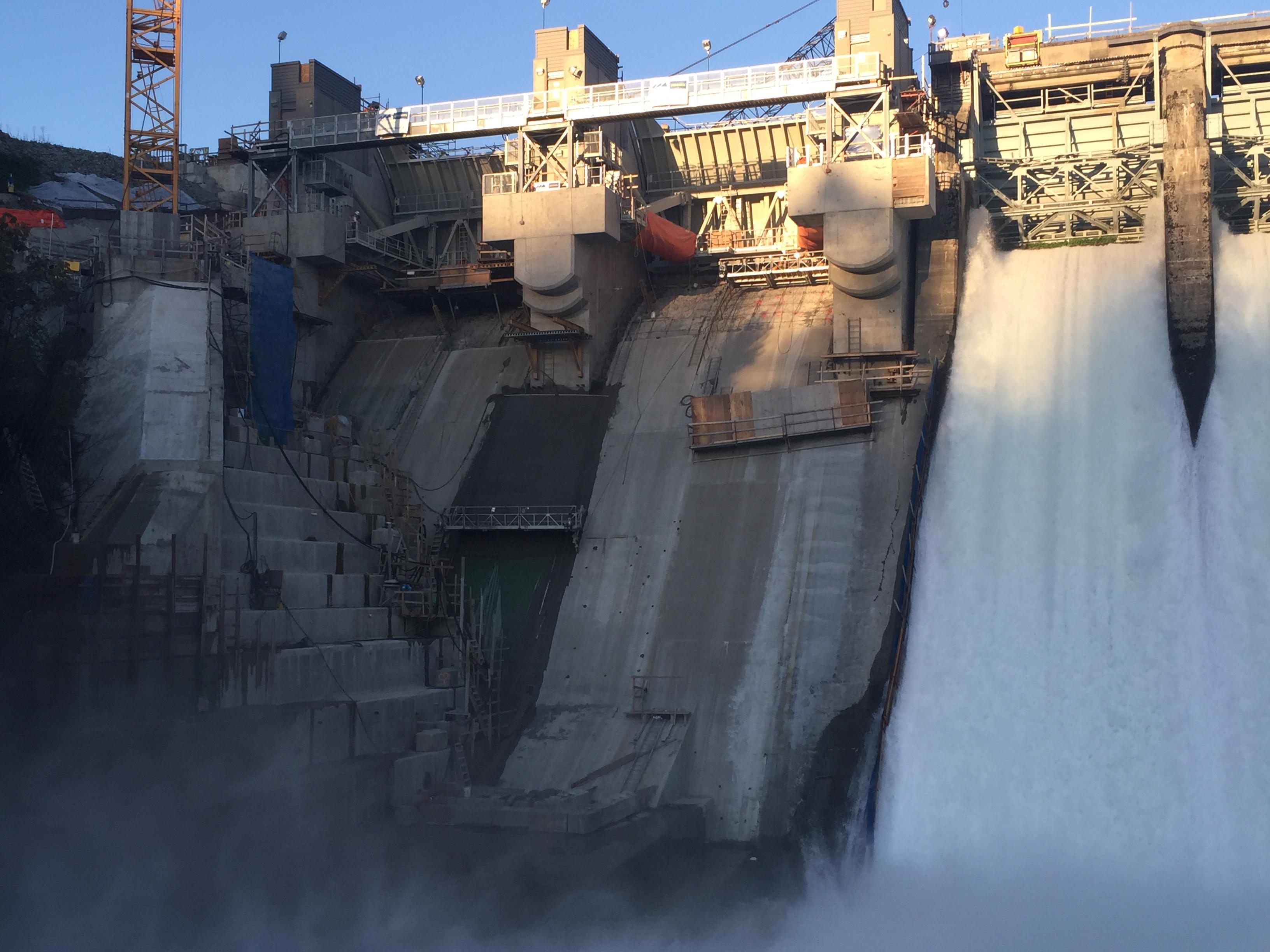 Ruskin Dam Phase 1 - 2015