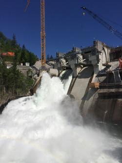 Ruskin Dam Phase 2 - 2016