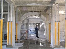 Structural Shotcrete Arches