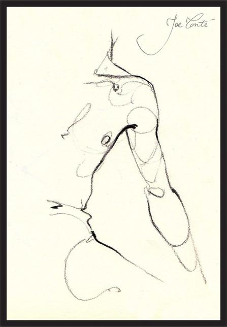 Joe Tonté - dessin 2