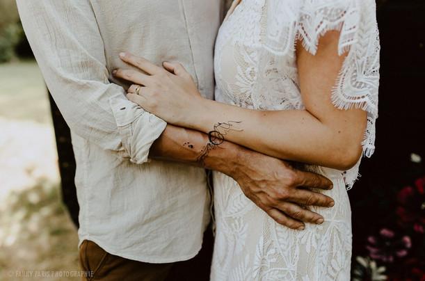 © Fanny paris Photographie - tatouage mariage 1 - Joe Tonté