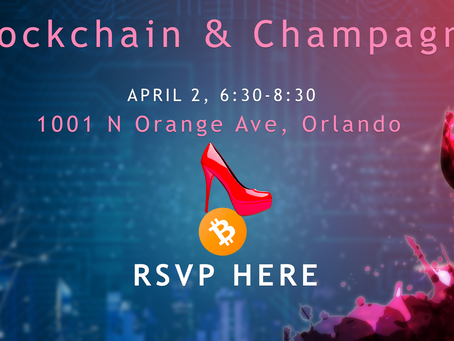 Join us for Crypto Ladies Night in Orlando!