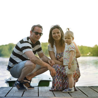 Portrætfoto - Familie