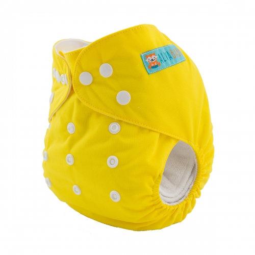 Alva: Yellow BTP Pocket