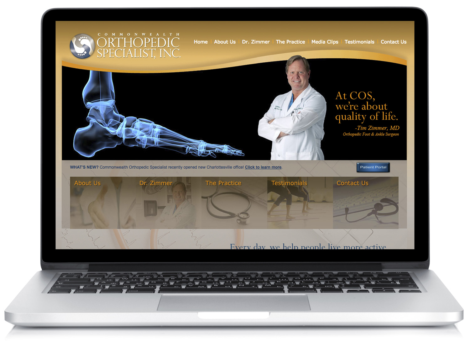 Commonwealth Orthopedic Specialist