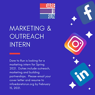 Marketing and Outreach Intern.Spring 202