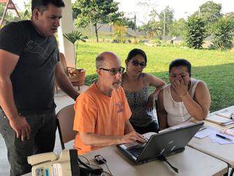 Team Danville is in Honduras