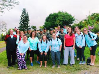 SOVA Team has Arrived in Honduras