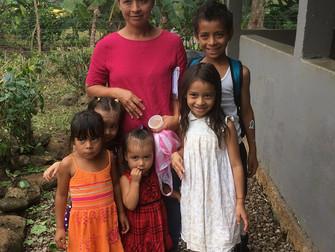 Team Dinwiddie is in Honduras