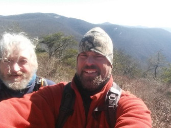Standing Indian Mountain - Mile Marker 86.3