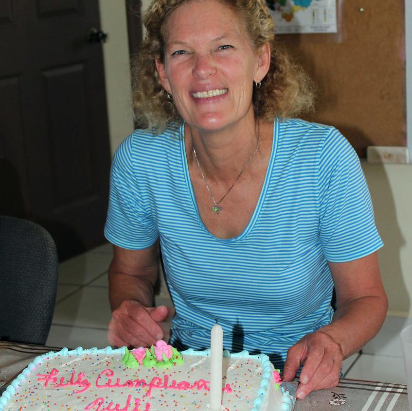 julie birthday