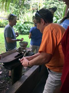 st lukes making chocolate