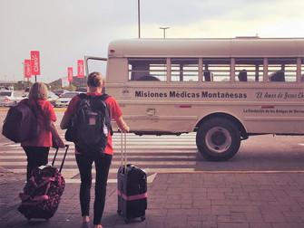 Team Rockbridge is in Honduras