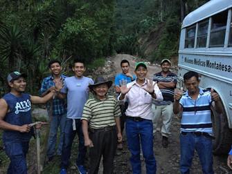 Team Martinsville Wraps Up Their Time in Honduras