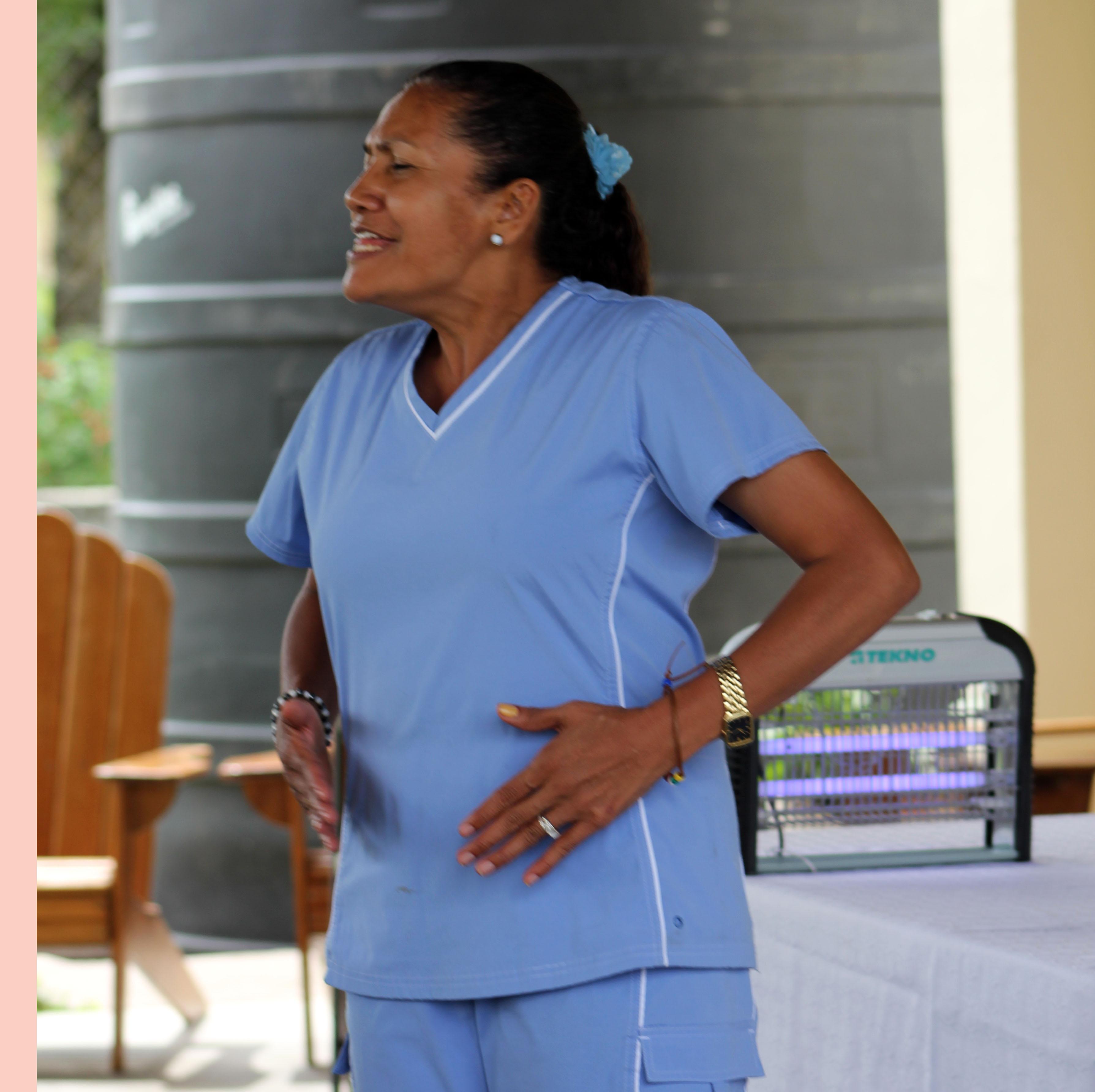 Pascuala midwife training.JPG