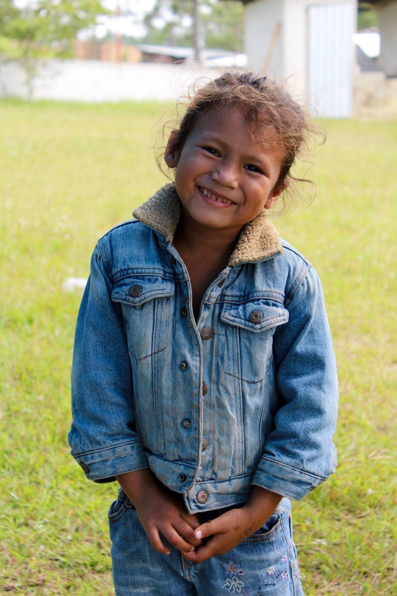 jean jacket girl