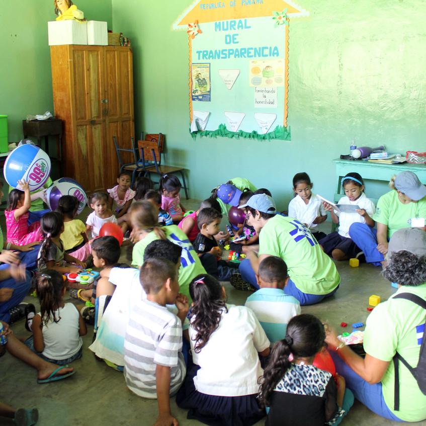 ecd classroom