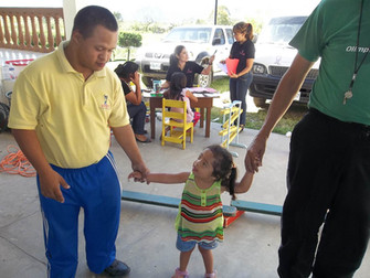 Down Syndrome Workshop at Barnabas House