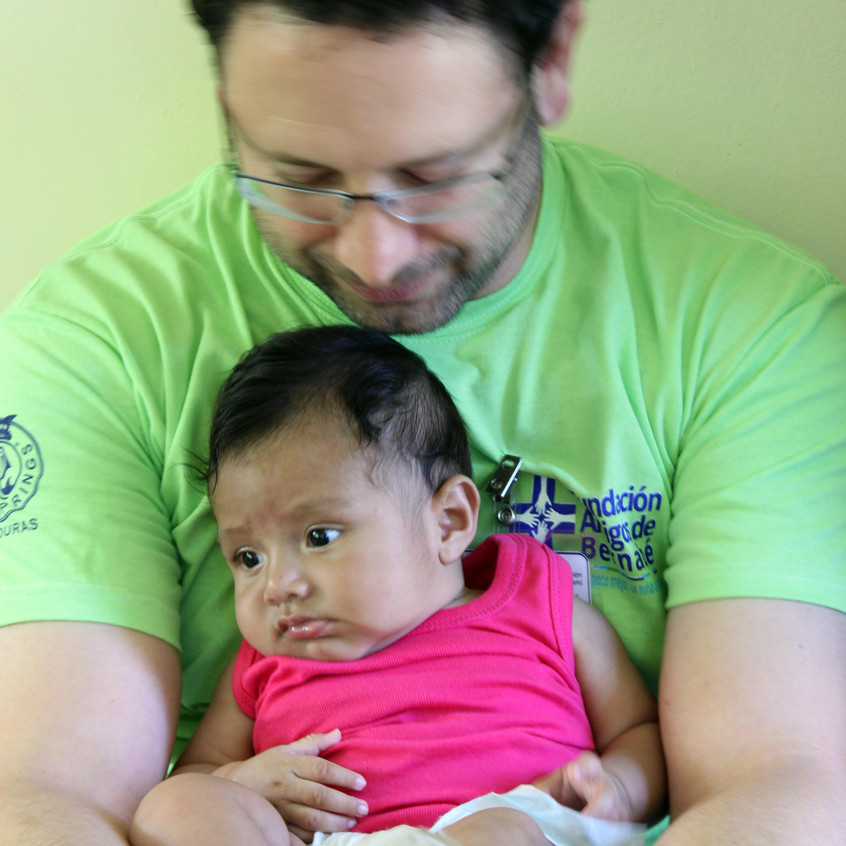 ecd dr pablo with baby