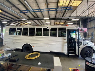 Barnabas Bus Update