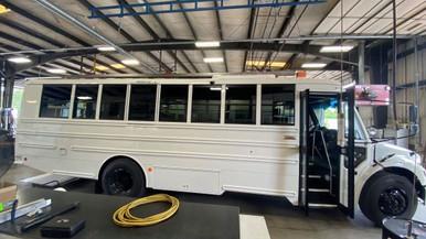 Barnabas Bus Update