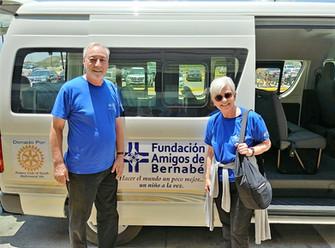 Sus Manos Team is in Honduras