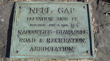 Neel Gap - Mile Marker 31.7
