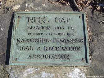Neel Gap - Mile Marker 31.7