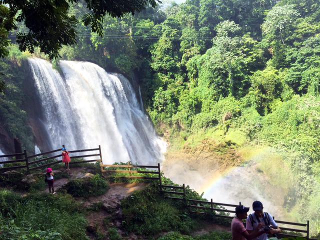 waterfall bethany