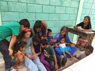Reveille UMC is in Honduras this week!